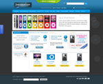 site magento informatique