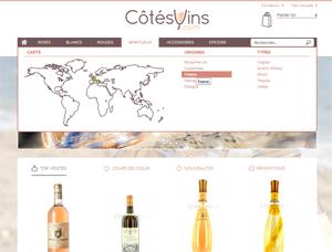 cotes vins